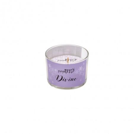 Świeca zapachowa ORGANIC DIVINE